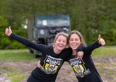 Rhino Obstacle Run
